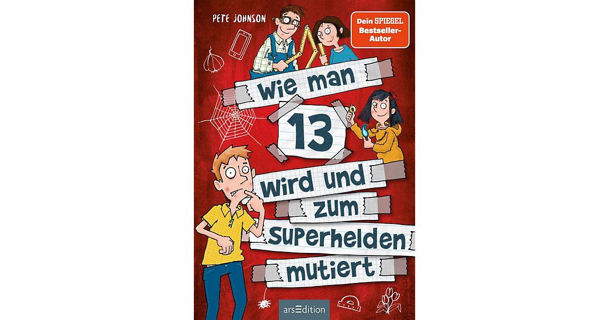 Image of Buch - Wie man 13 wird und zum Superhelden mutiert