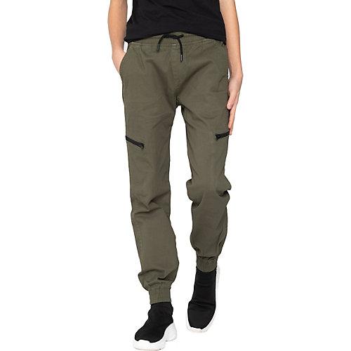 Спортивные брюки Young Reporter - зеленый от Young Reporter