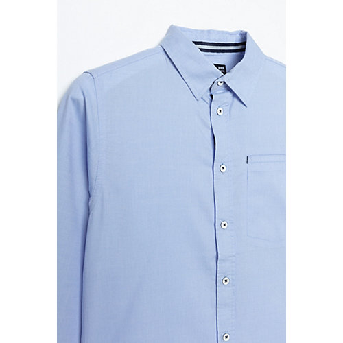Рубашка Young Reporter - голубой от Young Reporter
