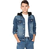 Джинсовая куртка Young Reporter