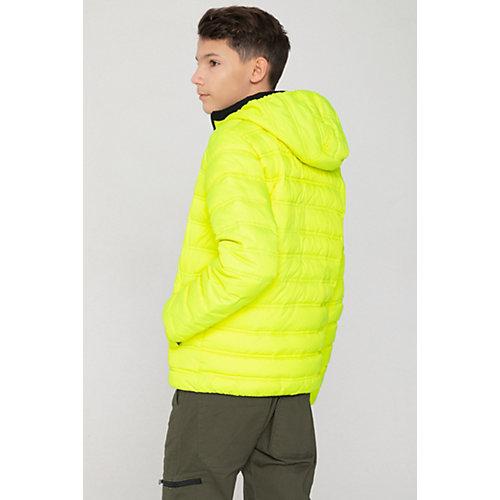 Демисезонная куртка Young Reporter - neongelb от Young Reporter