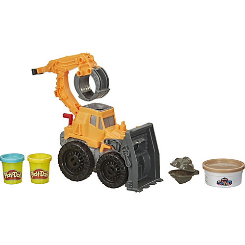 Игровой набор Play-Doh Wheels Погрузчик от Hasbro
