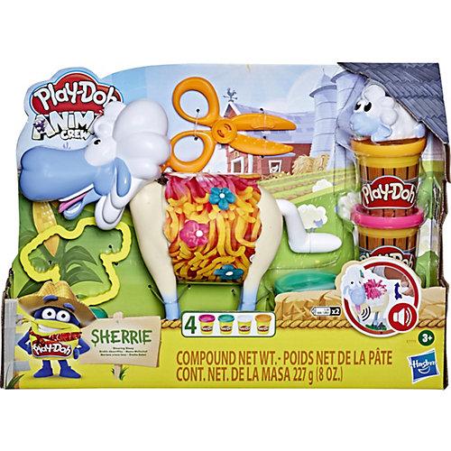 Игровой набор Play-Doh Animals Crew Овечка от Hasbro