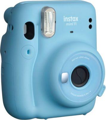 Fujifilm instax mini 11 sky blue blau