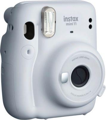 Fujifilm instax mini 11 ice white weiß