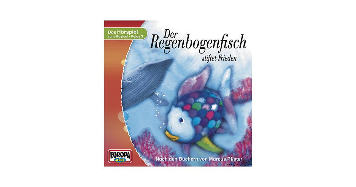 CD Der Regenbogenfisch stiftet Frieden