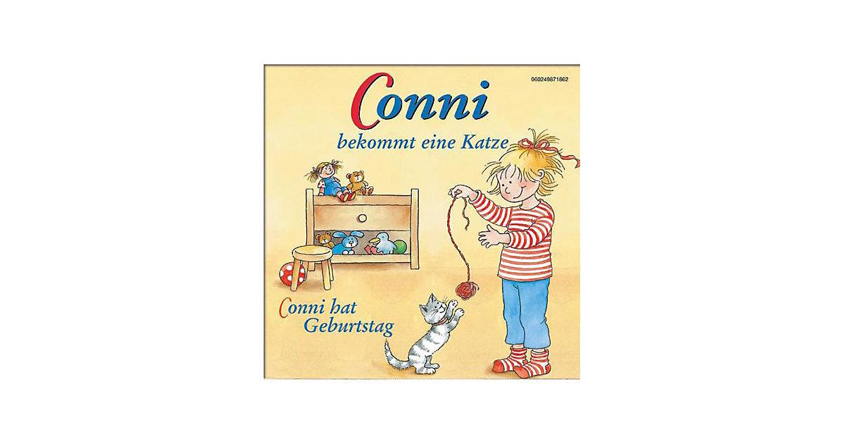 CD Conni (bekommt eine Katze/ hat Geburtstag)