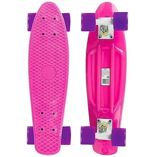 Скейтборд MaxCity Plastic Board small от MaxCity