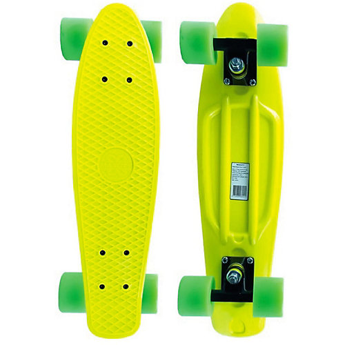 Скейтборд MaxCity Plastic Board small от MaxCity