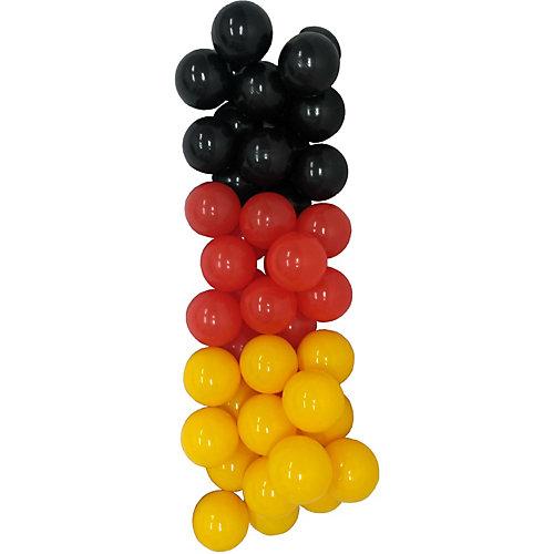 "Набор шариков Hotenok ""Германия"" Флаги от Hotenok"