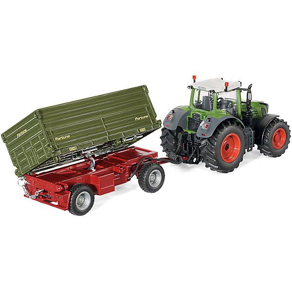 siku 6781 control 32 rc traktor zweiseitenkipper 1 32. Black Bedroom Furniture Sets. Home Design Ideas