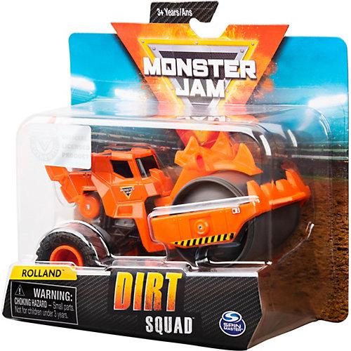 Мини-машинка бульдозер Spin Master Monster Jam от Spin Master