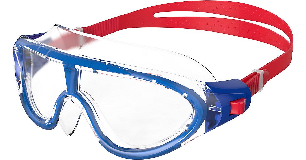 Hybrid-Taucherbrille Biofuse® Rift rot