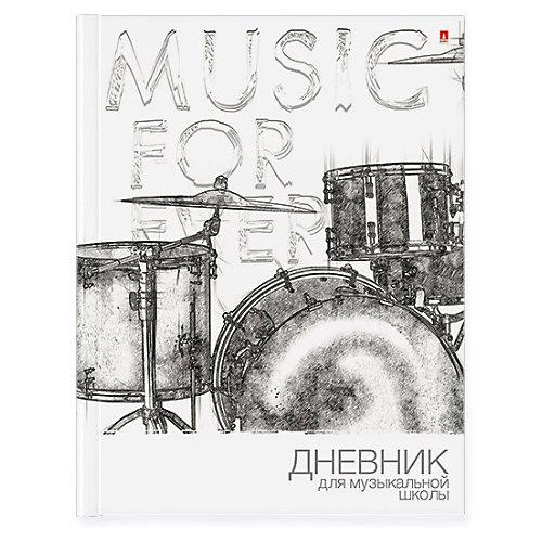 Дневник для музыкальной школы Альт Music Forever от Альт