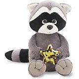Мягкая игрушка Orange Life Енотик Дэнни: Золотая звезда, 20 см