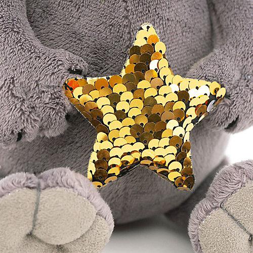 Мягкая игрушка Orange Life Енотик Дэнни: Золотая звезда, 20 см от Orange