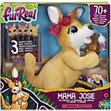 Интерактивная игрушка FurReal Friends Кенгуру Джози и ее малыши