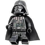 "Будильник LEGO Star Wars ""Минифигура Дарт Вейдер"", свет/звук"