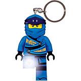 Брелок-фонарик LEGO Ninjago Jay, свет