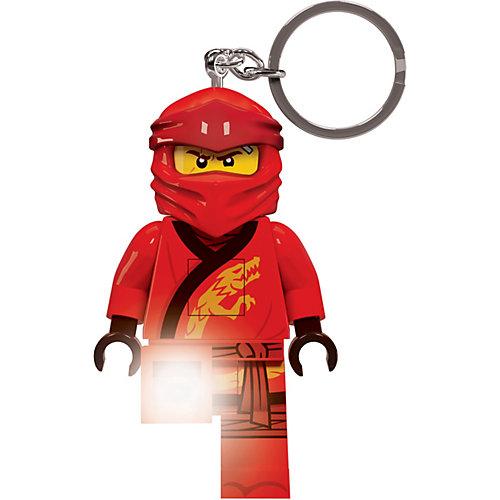 Брелок-фонарик LEGO Ninjago Kai, свет от LEGO