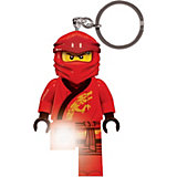 Брелок-фонарик LEGO Ninjago Kai, свет
