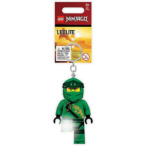 Брелок-фонарик LEGO Ninjago Lloyd, свет от LEGO