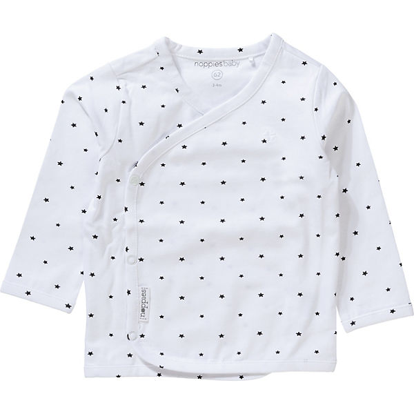 Baby Wickelshirt Anne, Organic Cotton