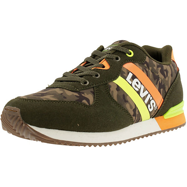 sneaker SPRINGFIELD CAMO Teens Sneakers Low