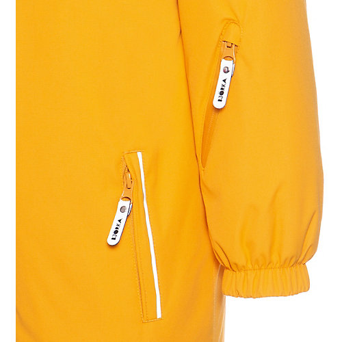 Комбинезон BJÖRKA - желтый от BJÖRKA