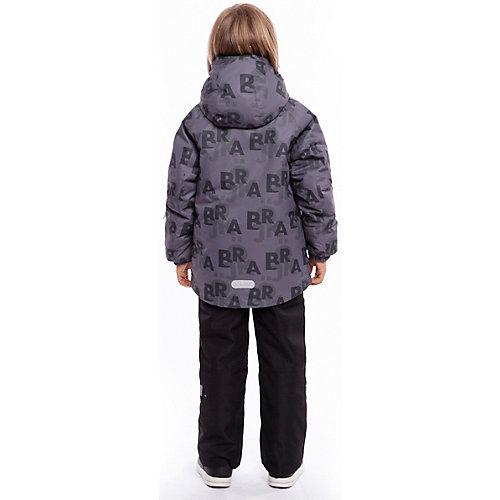 Комплект BJÖRKA: куртка и брюки - серый от BJÖRKA