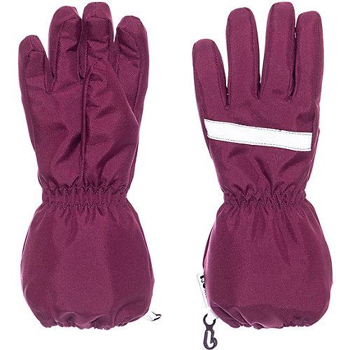 Перчатки BJÖRKA - бордовый от BJÖRKA
