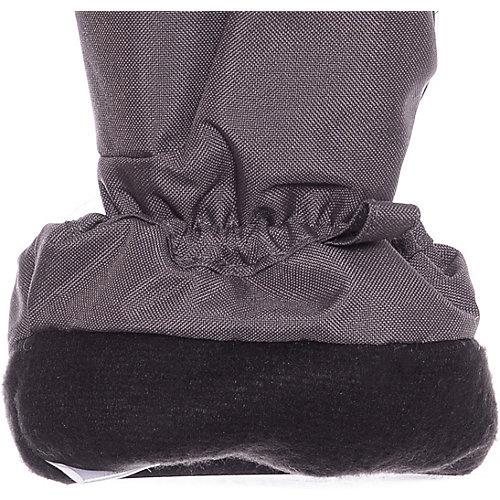 Варежки BJÖRKA - серый от BJÖRKA