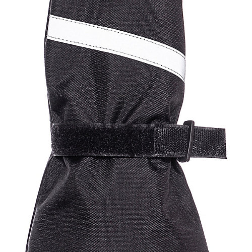 Варежки BJÖRKA - черный от BJÖRKA