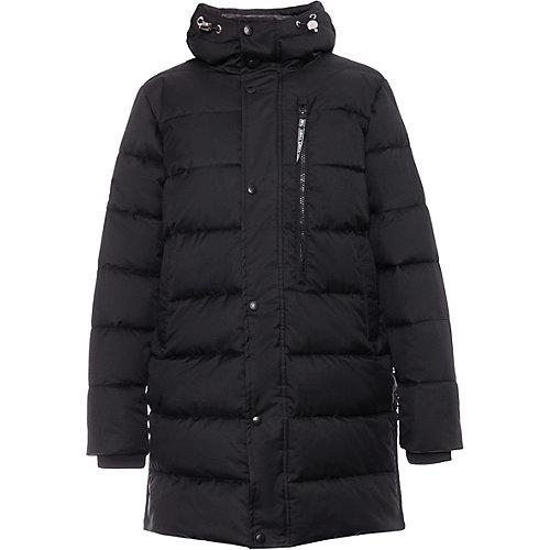 Утепленная куртка BJÖRKA - черный от BJÖRKA
