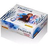 Бокс с карточками Panini Холодное сердце 2, 24 пакетика