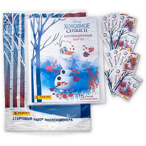 Папка с карточками Panini Холодное сердце 2, 2 пакетика от Panini