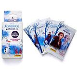 Блистер с карточками Panini Холодное сердце 2, 4 пакетика