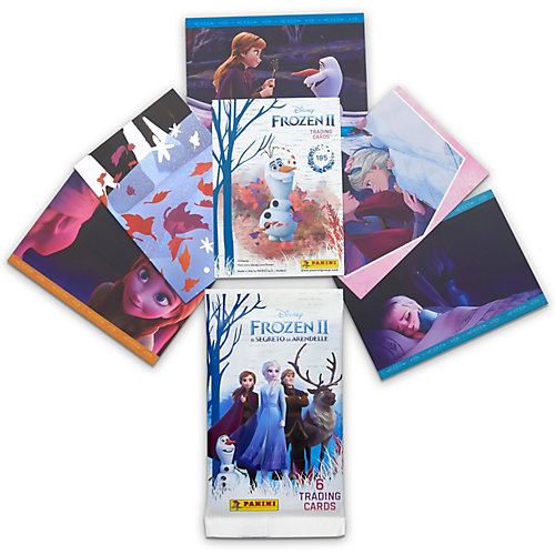 Блистер с карточками Panini Холодное сердце 2, 4 пакетика от Panini