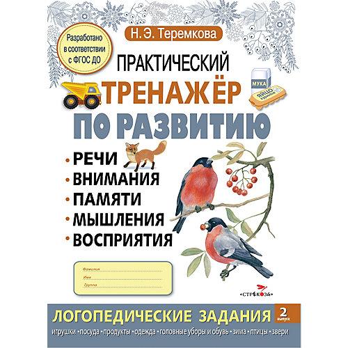 Практический тренажер по развитию, 2 выпуск от Стрекоза (14869184) купить за 149 руб. в интернет-магазине myToys.ru!
