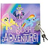 Секретный дневник My Little Pony с замочком