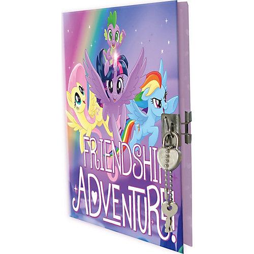 Секретный дневник My Little Pony с замочком от Академия групп