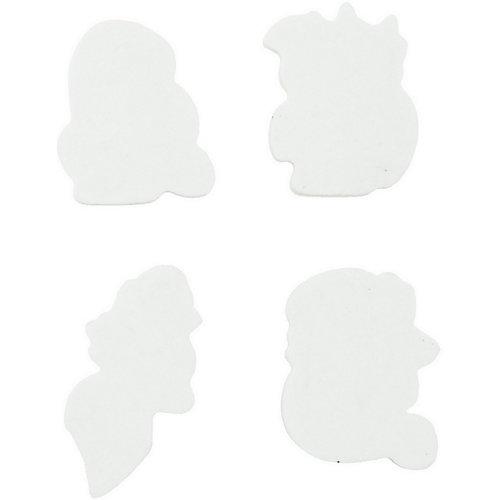 Набор фигурных коллекцинных ластиков My Little Pony 4шт от Академия групп