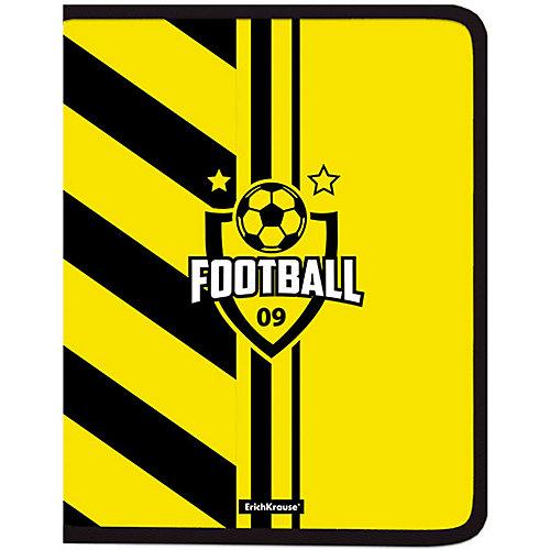 Папка для тетрадей на молнии Erich Krause Football Time от Erich Krause