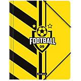 Папка на резинках Erich Krause Football time