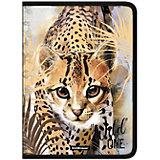 Папка для тетрадей на молнии Erich Krause Wild Cat