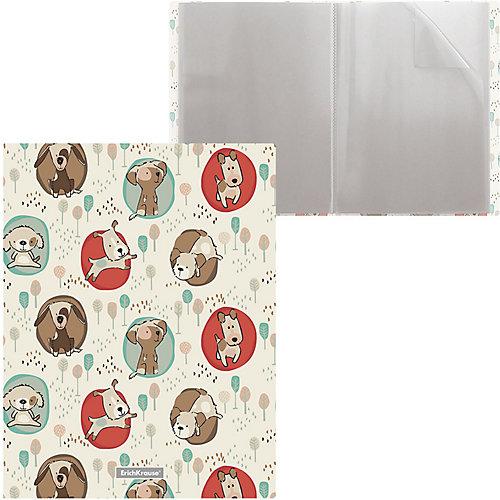 Папка файловая Erich Krause Little Dogs от Erich Krause