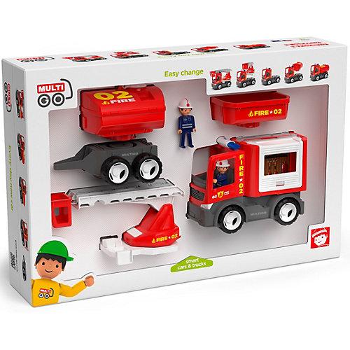 Игровой набор Efko Пожарная служба от Efko