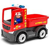Машинка Efko Пожарный грузовик с водителем, 22 см