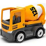 Машинка Efko Строительный грузовик-бетономешалка, 22 см
