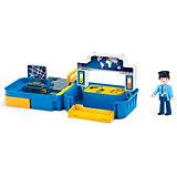 Игровой набор Efko Полиция с фигуркой полицейского